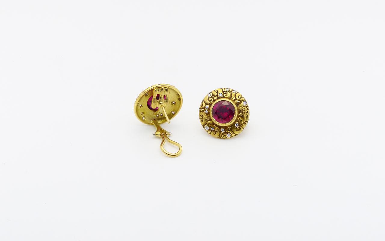 Rubellite-Temptation-earrings