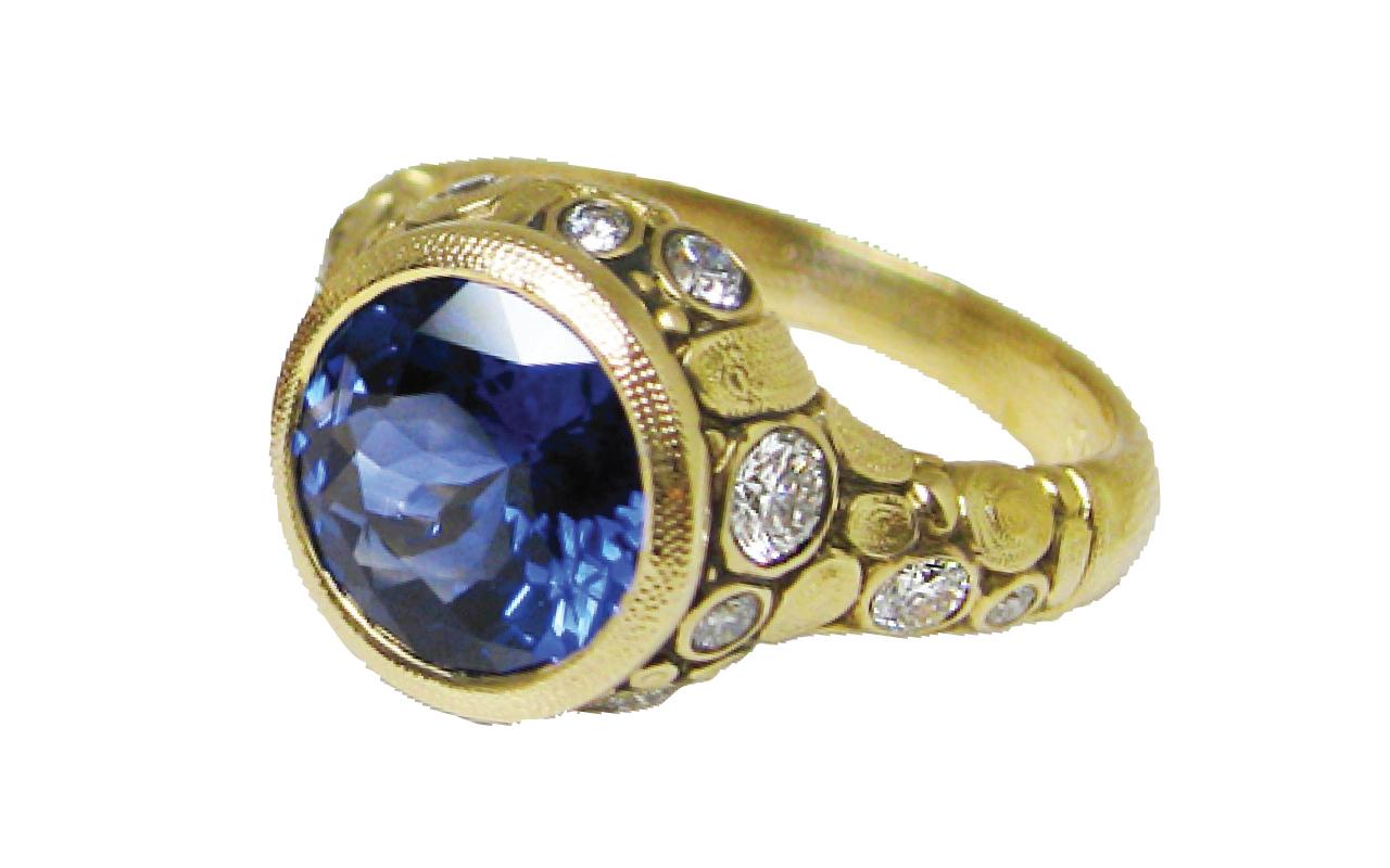 web blue sapphire